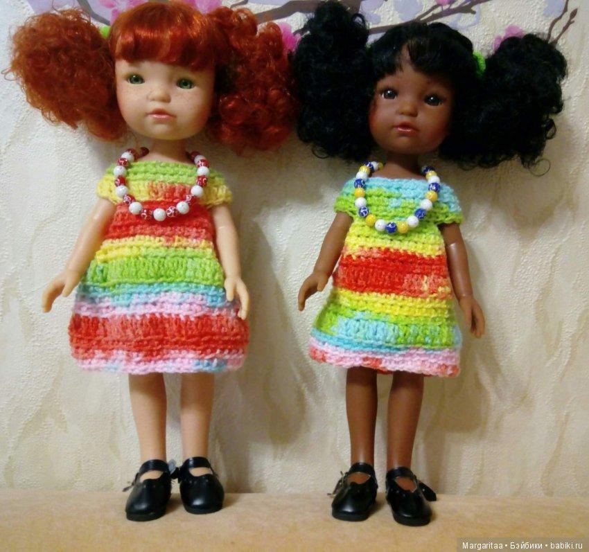 Куклы Бержуан