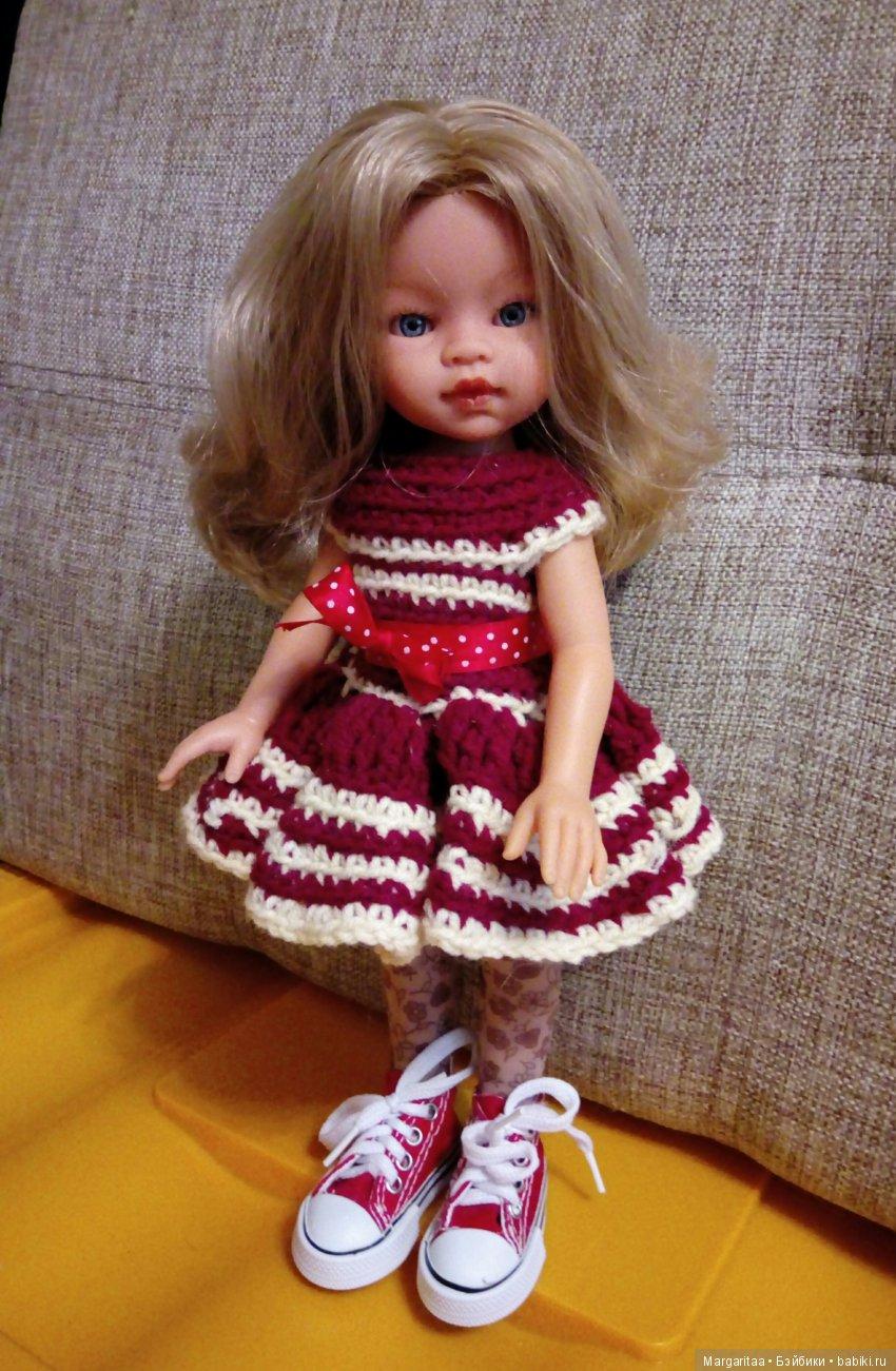 Хуаночка кукла