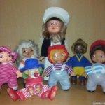 Куклы, кривоножки, пусы, гномы, клоуны ГДР, смотрите все фото! Не дорого!