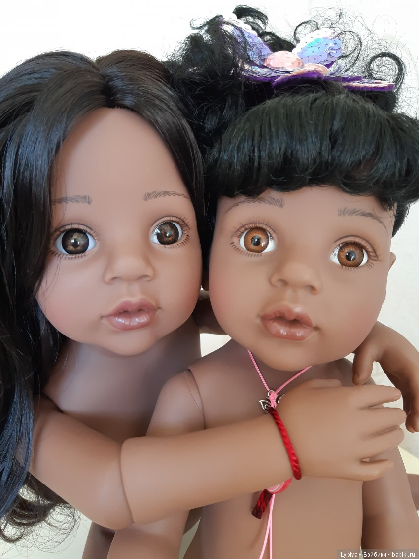 Готц, Gotz, Mariah, Нина, сравнение кукол, сравнение кукол Gotz, Оля Плетнева