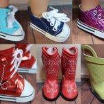 Обувь для кукол Готц и им подобных #2