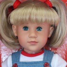 Голубоглазая Мария от Готц (Gotz) 2006 года, NRFB