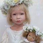 Lisa II by Philip Heath, без маленькой куколки 25000