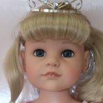 Ханна принцесса от Готц (Gotz), выпуск 2011 года