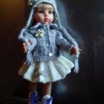Одежда для кукол Паола Рейна, Антонио Хуан и др. подобным