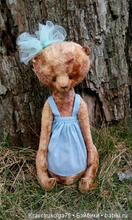 Тедди мишка Марта