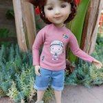 Комплект для кукол руби рэд Ruby Red 38 см