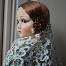 N.A.T.I. или испанские тканевые куклы Lenci tipe