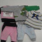 Лот одежды на куклу Оксаны Мироновой(Miroxdoll)