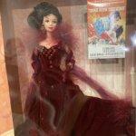 Коллекционная Барби Скарлетт о'Хара серии Легенды Голливуда.