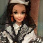 Барби Скарлетт О'Харра в белом платье