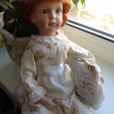 Новое тело фарфоровой куклы