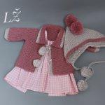 Осенний комплект для антикварной куклы или реплики