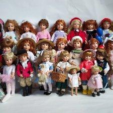 Любимые девочки от Джулии Гуд-Крюгер. Часть вторая.