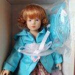 Малышка Патси Patsi от  Heidi Plusczok в наборе со шкафчиком, новом состоянии