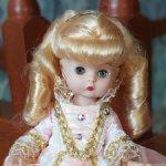 Маленькая Золушка в сказочном наряде от Effanbee, Эффенби.