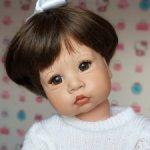 Шарнирная девочка Marshmallow - Зефирка от Julie Good-Kruger