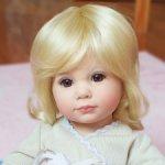 "Новая Сара ""Baby button nose"" - Нос пуговкой от Ann Timmerman, Effanbee"