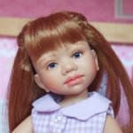 Малышка Serious Sadi от Berdine Creedy