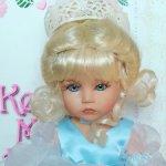 Cinderella от Linda Rick, молд Dianna Effner