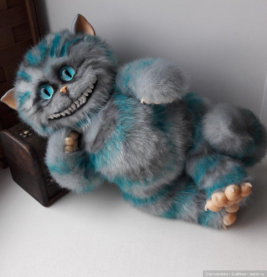 Чеширский кот. Для примера