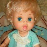 Банная фейсинка Бекка Galoob baby face