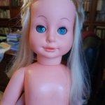 Кукла ГДР Rauenstein