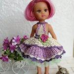 Комплект одежды для кукол Паола Рейна 32 см