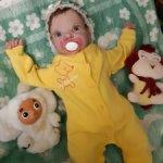 Малышка Дафна