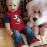 В продаже редкий замечательный малыш Moritz