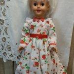 Платье на куклу 49-55 см