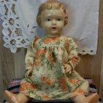 Платья для кукол ростом 25-50 см.