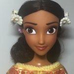 Елена в приключенческом костюме от Disney Store