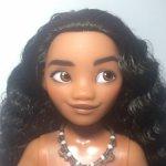 Моана от Disney Store (первый выпуск)
