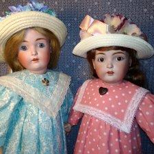 Две сестрицы - тихоня и озорница