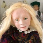 Кукла Sandi McAslan