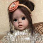 Кукла реборн Фло