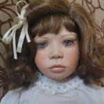 Кукла Christine Orange