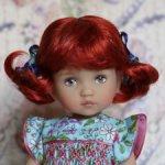 EDITH Tuesday's Child by Dianna Effner for Boneka. Ребенок вторника, лимит 3 шт.