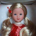 Блондинка Crystal из серии La Bella от Kathe Kruse.