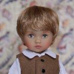 Мальчик GILBERT Child by Dianna Effner for Boneka. Ребёнок вторника, лимит 6 штук.