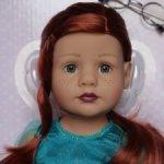 Малышка Лена (Lena) от Gotz №5. Ограниченный выпуск. Новинка 2020 г.