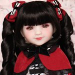 Лимитированная Элинда от Ruby Red №96. Лимит 100 штук, выпуск распродан.