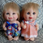Куклы berjuan