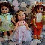 Куклы фабрики Весна Киров