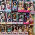 Маленькие куклы Келли Kelly и Томми Tommy Щелкунчик, Лебединое озеро, Рапунцель