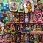 Маленькие куклы Келли Kelly Шелли и Томми Tommy из разных серий (Пасха, Хэллоуин и другие)