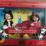 Коллекционный набор Келли Kelly и Томми Tommy Микки Маус и Минни Маус