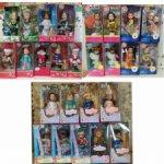 Маленькие куклы Келли Kelly Шелли и Томми Tommy (дети Барби)