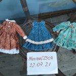 Платья для девочек Паолок ( 32см)